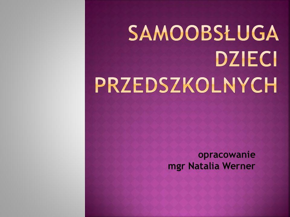 opracowanie mgr Natalia Werner