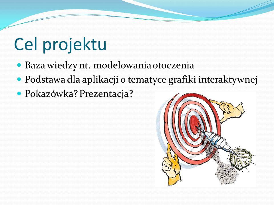 Cel projektu Baza wiedzy nt.