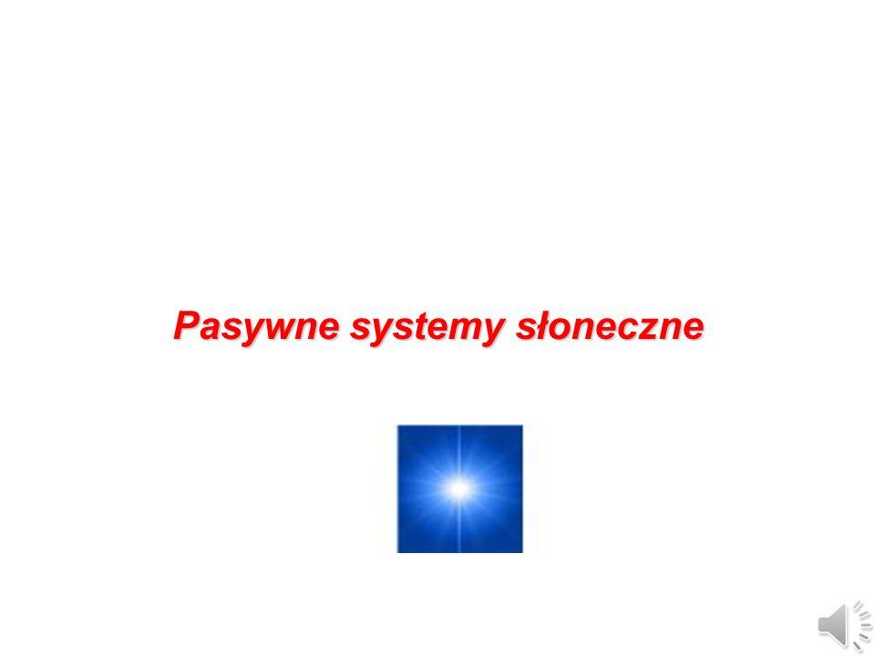 Aktywne systemy słoneczne (8) W przypadku instalowania systemów słonecznych do c.o.