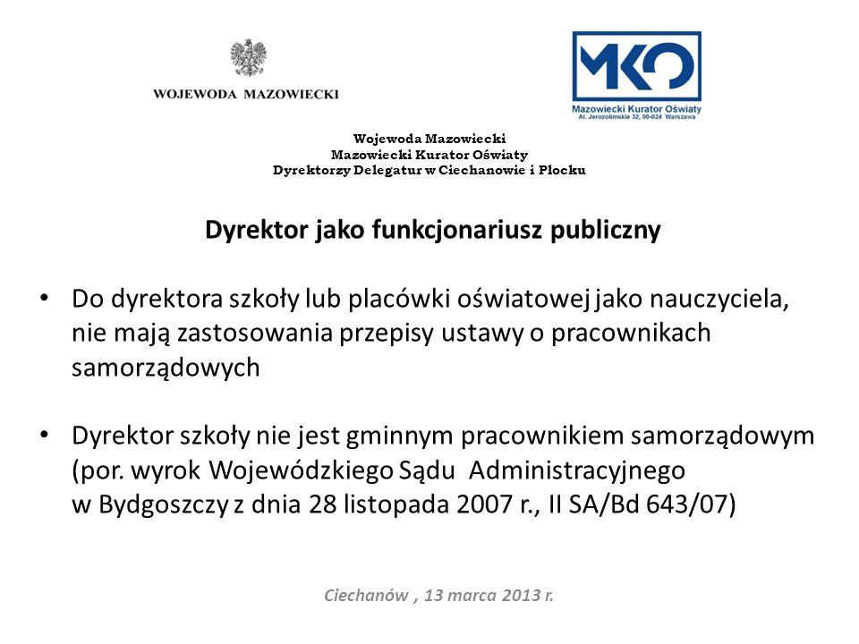 Rodzaje odpowiedzialności cywilna pracownicza (porządkowa i materialna) karna za wykroczenie Ciechanów, 13 marca 2013 r.
