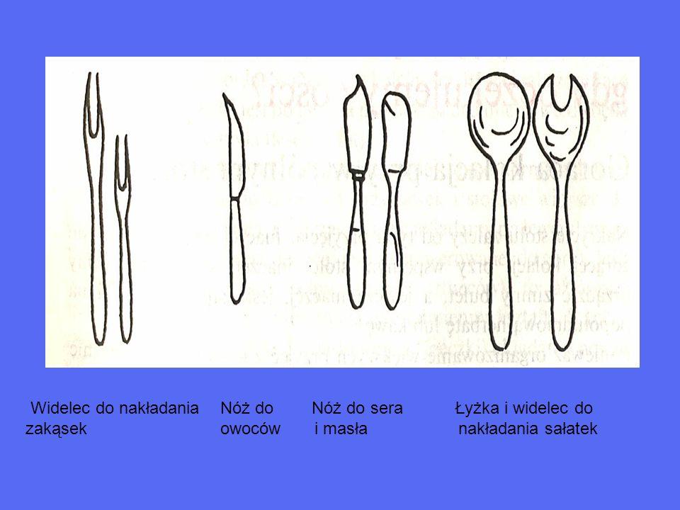 Zanim nabierzesz sobie potrawy, Potrawy podaje się gościowi poczekaj,aż gospodyni Cię z prawej strony poczęstuje
