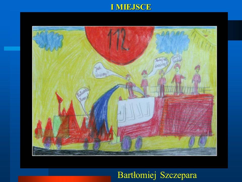 Bartłomiej Szczepara I MIEJSCE