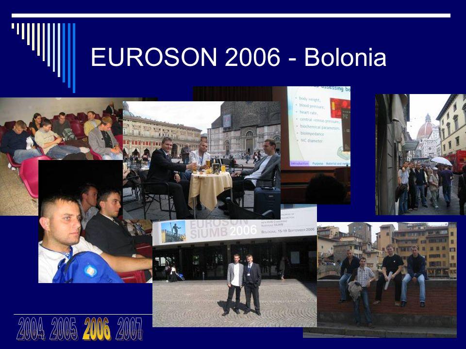 EUROSON 2006 - Bolonia