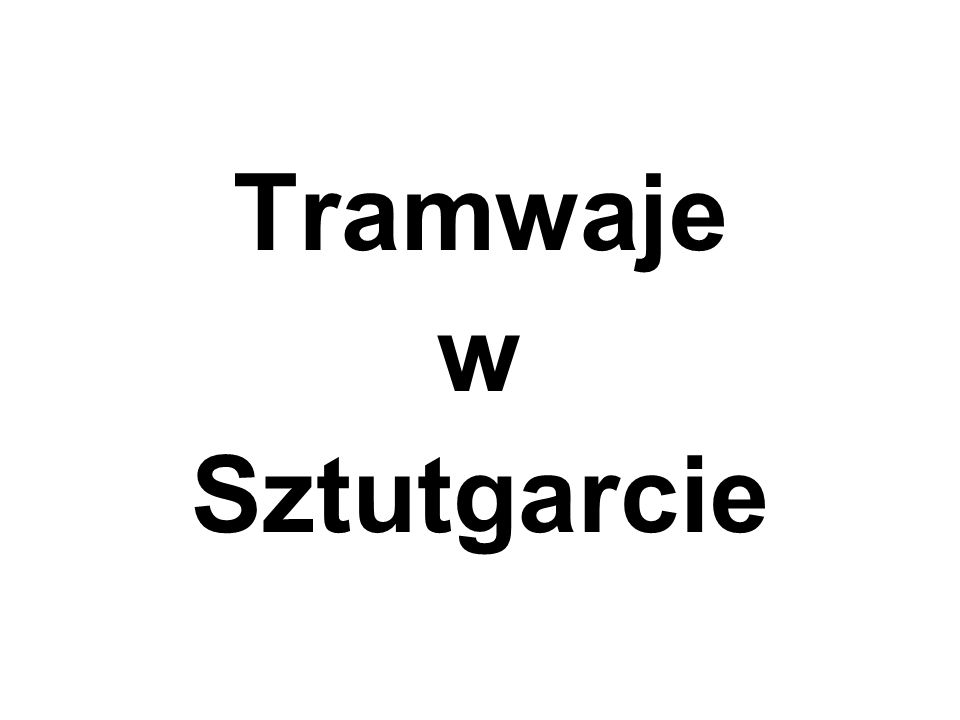 Pierwsze serie wagonów Stadtbahn mają wejścia dostosowane do peronów wysokich i niskich - przy peronach niskich podłoga przy drzwiach załamuje się, tworząc stopnie wejściowe (obecnie niewykorzystywane).
