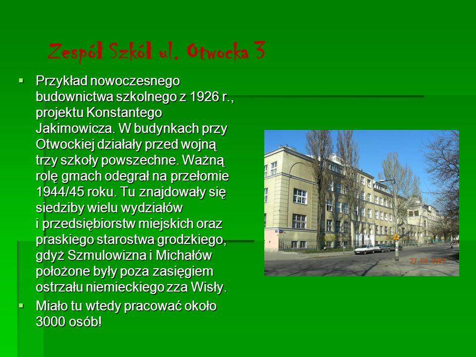Plac po dawnej rze ź ni Przez wieki było to miejsce targów, od 2.