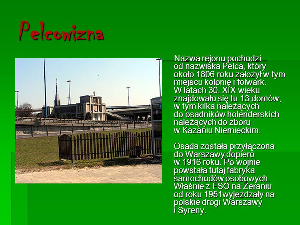 Nowa Praga To właśnie tutaj znajdowało się centrum Pragi – przy ul.
