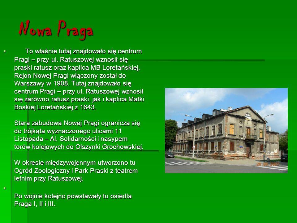 Stara Praga Centrum Pragi Północ to Stara Praga.