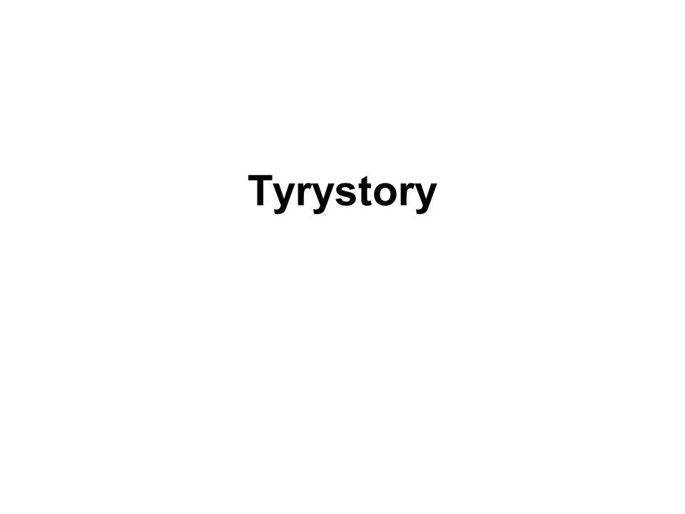 Tyrystory