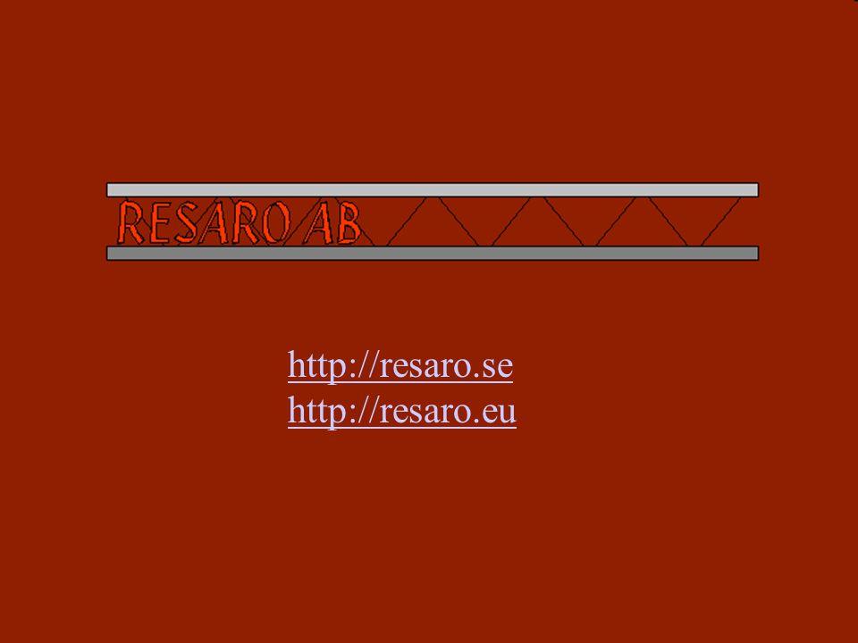 http://resaro.se http://resaro.eu