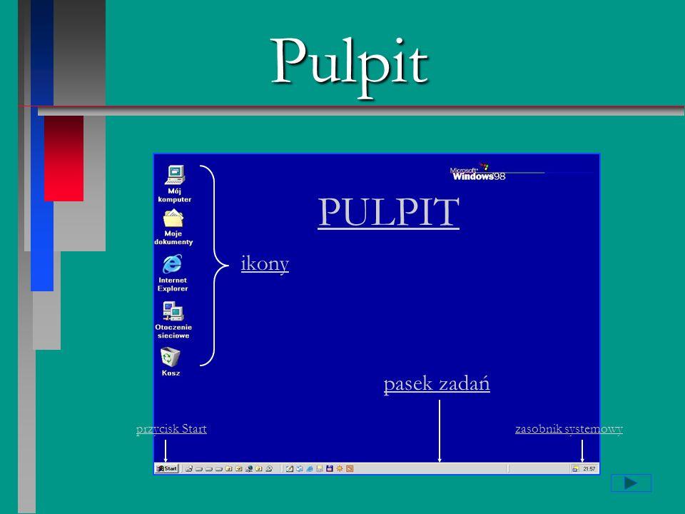 Poznajemy pulpit