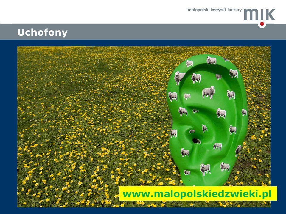 Uchofony www.malopolskiedzwieki.pl