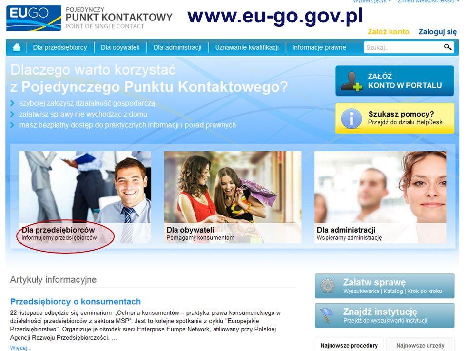8 www.eu-go.gov.pl