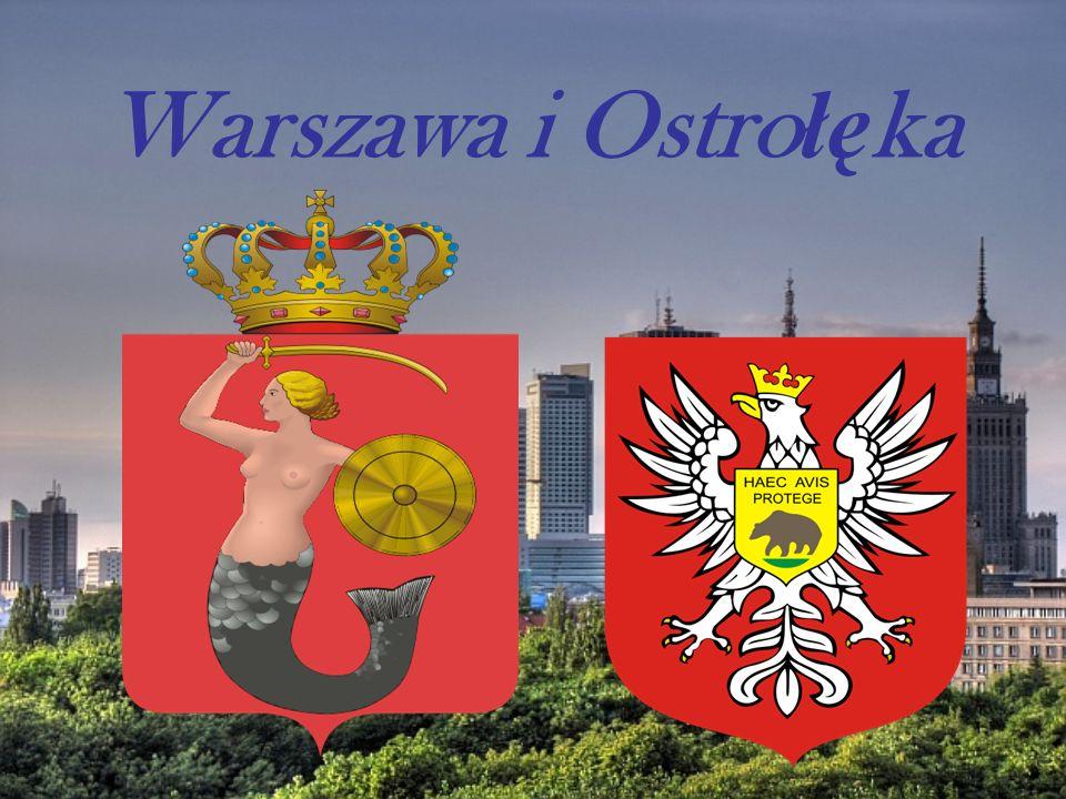 Warszawa i Ostro łę ka