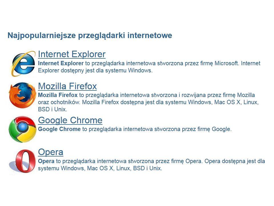 Adres strony internetowej