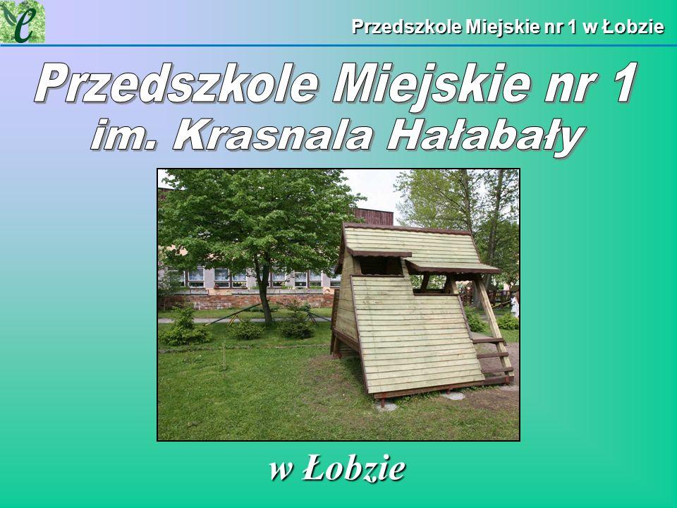 Przedszkole Miejskie nr 1 w Łobzie w Łobzie