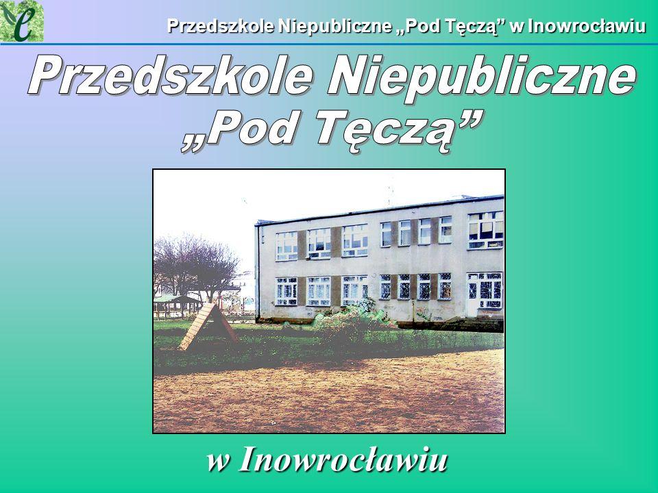 Przedszkole Niepubliczne Pod Tęczą w Inowrocławiu w Inowrocławiu