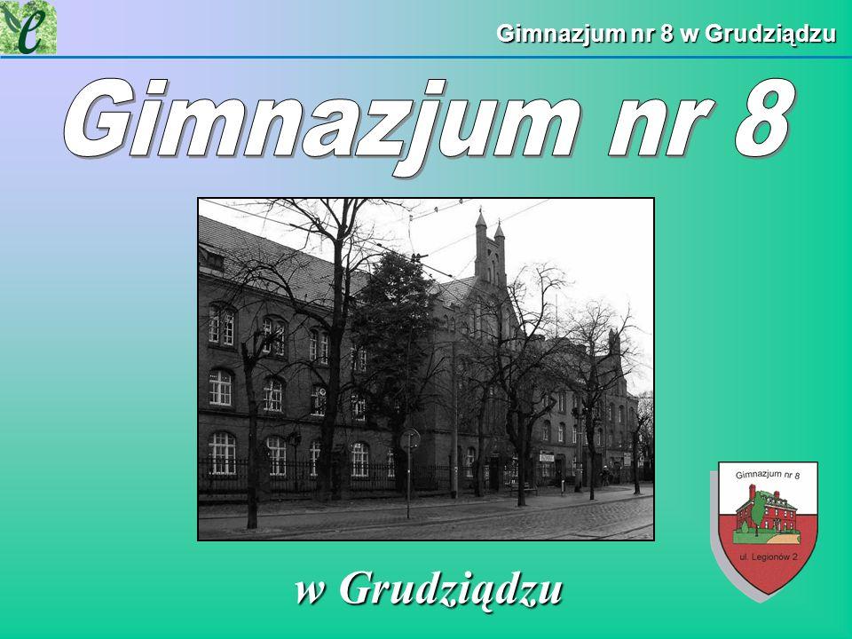 Gimnazjum nr 8 w Grudziądzu w Grudziądzu