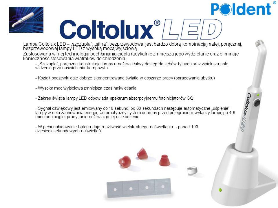 Lampa Coltolux LED – szczupła, silna, bezprzewodowa, jest bardzo dobrą kombinacją małej, poręcznej, bezprzewodowej lampy LED z wysoką mocą wyjściową.