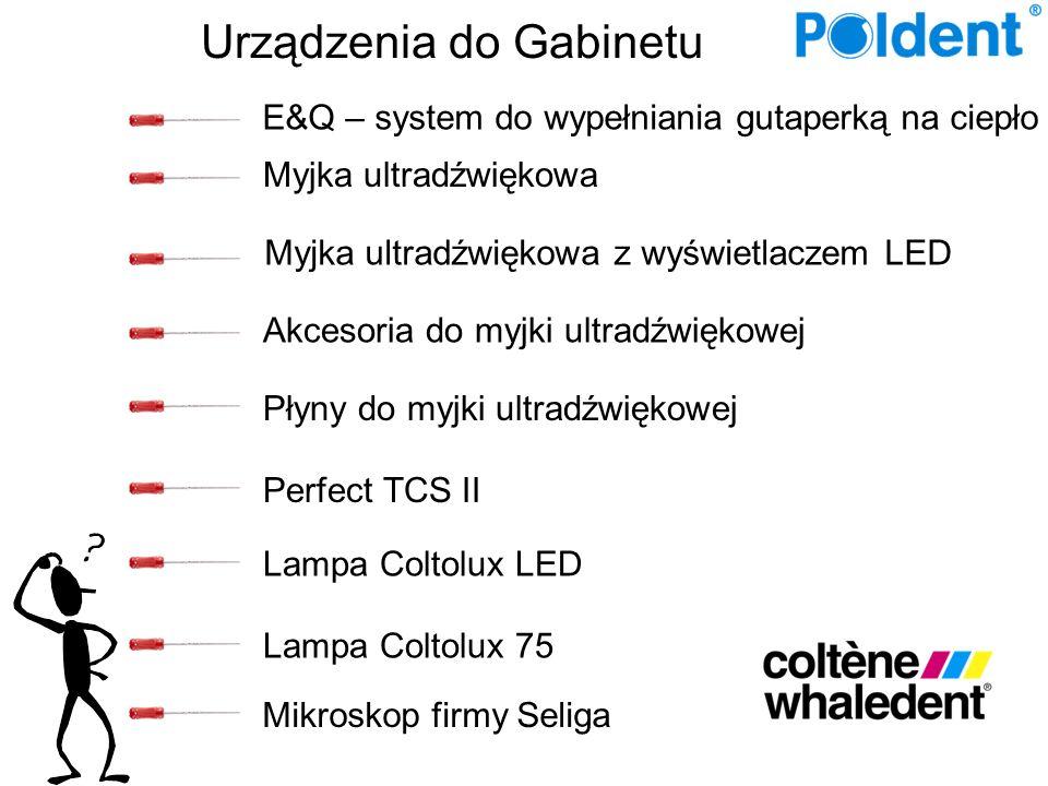 Lampa halogenowa do polimeryzacji o wysokiej mocy o 10 sekundowej polimeryzacji.