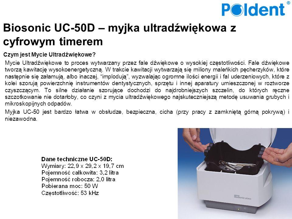 Biosonic UC-50D – myjka ultradźwiękowa z cyfrowym timerem Czym jest Mycie Ultradźwiękowe? Mycie Ultradźwiękowe to proces wytwarzany przez fale dźwięko