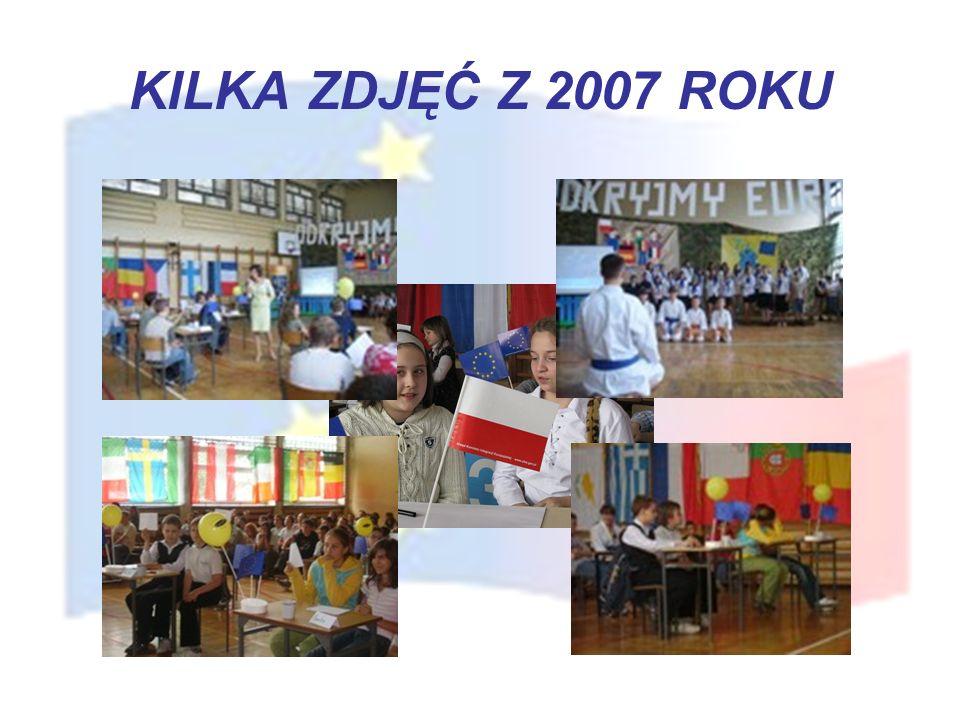 KILKA ZDJĘĆ Z 2007 ROKU