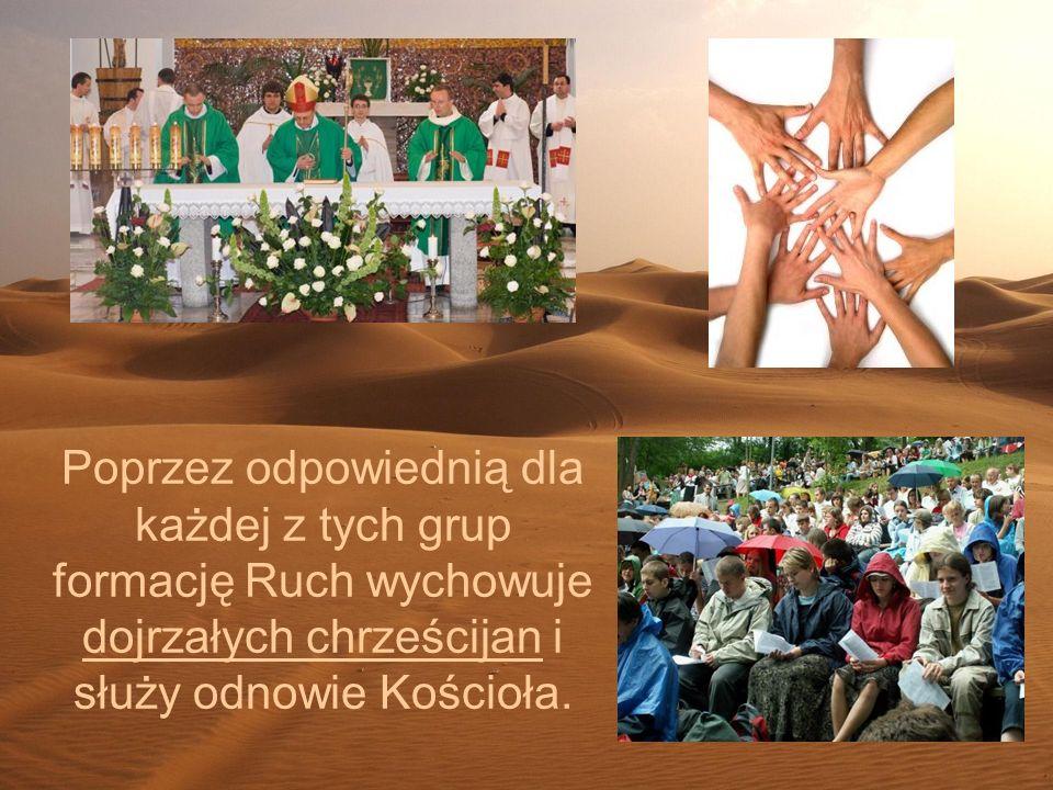 Jako synteza tej duchowości jawi się wpisany w znak krzyża symbol Fos-Zoe , zawierający w sobie najbardziej podstawową zasadę życia chrześcijańskiego - jedność wiary i życia z wiary.