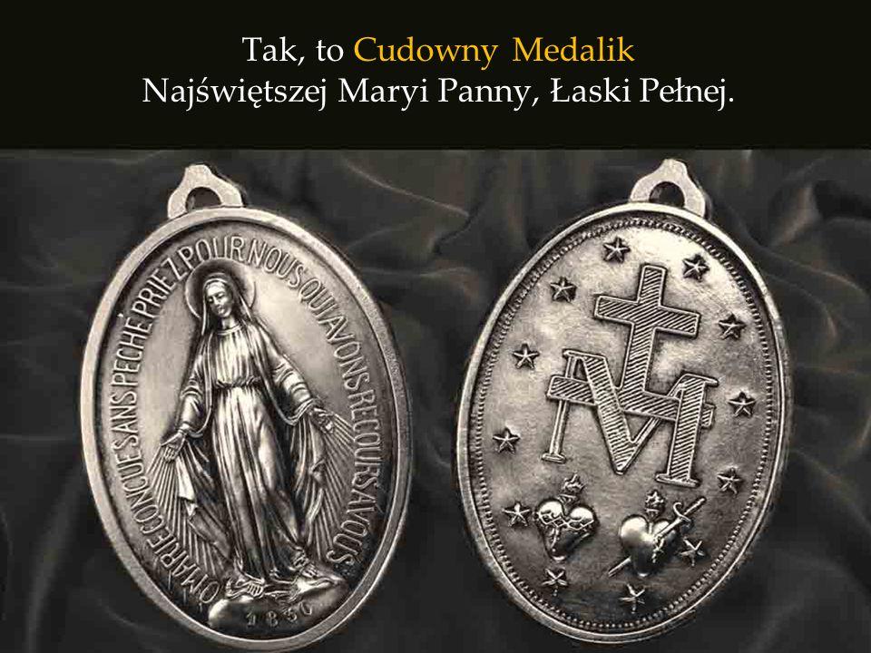 Jakie znaczenie ma ten medalik? Czy istnieje medalik, który mieści w sobie tak wielką obietnicę Maryi Panny?