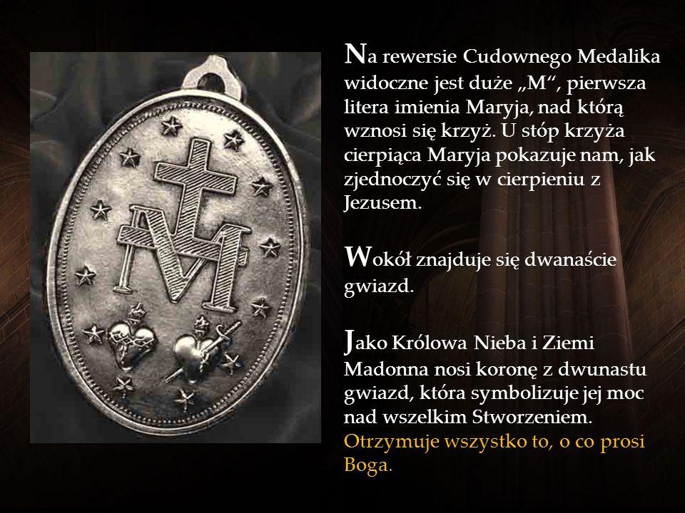 Rewers Cudownego Medalika