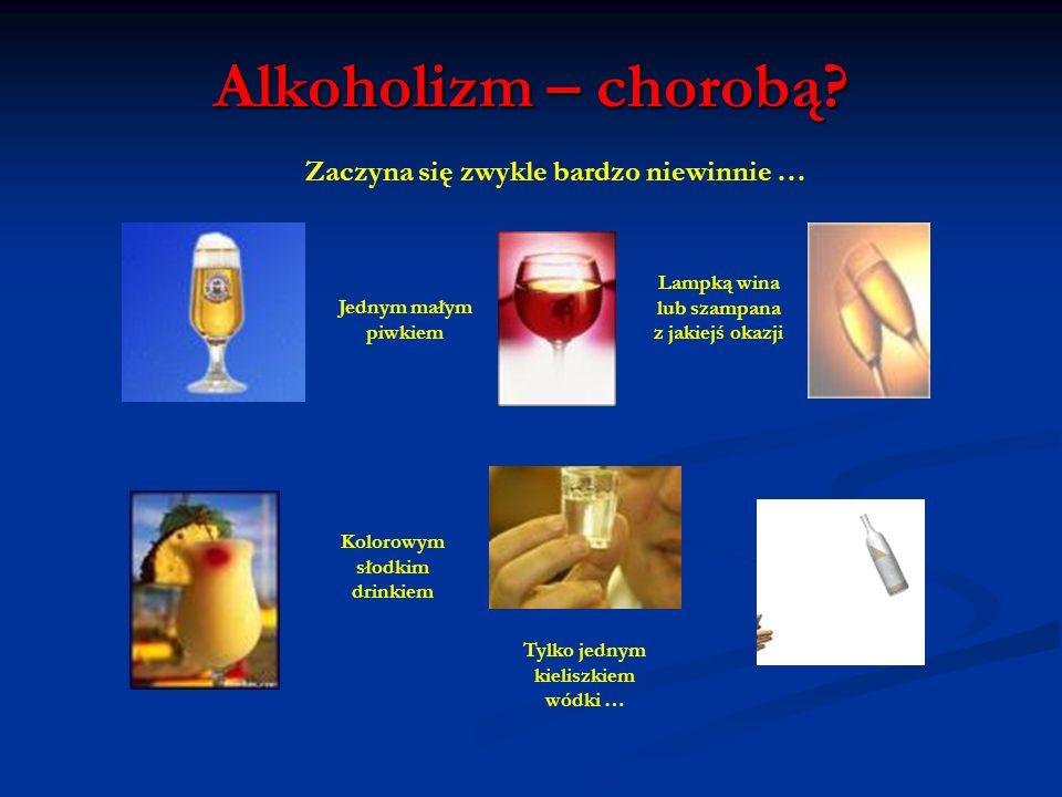 NIE dla ALKOHOLU WPŁYW ALKOHOLU NA ORGANIZM LUDZKI Autor: Alicja Kołodziejczyk