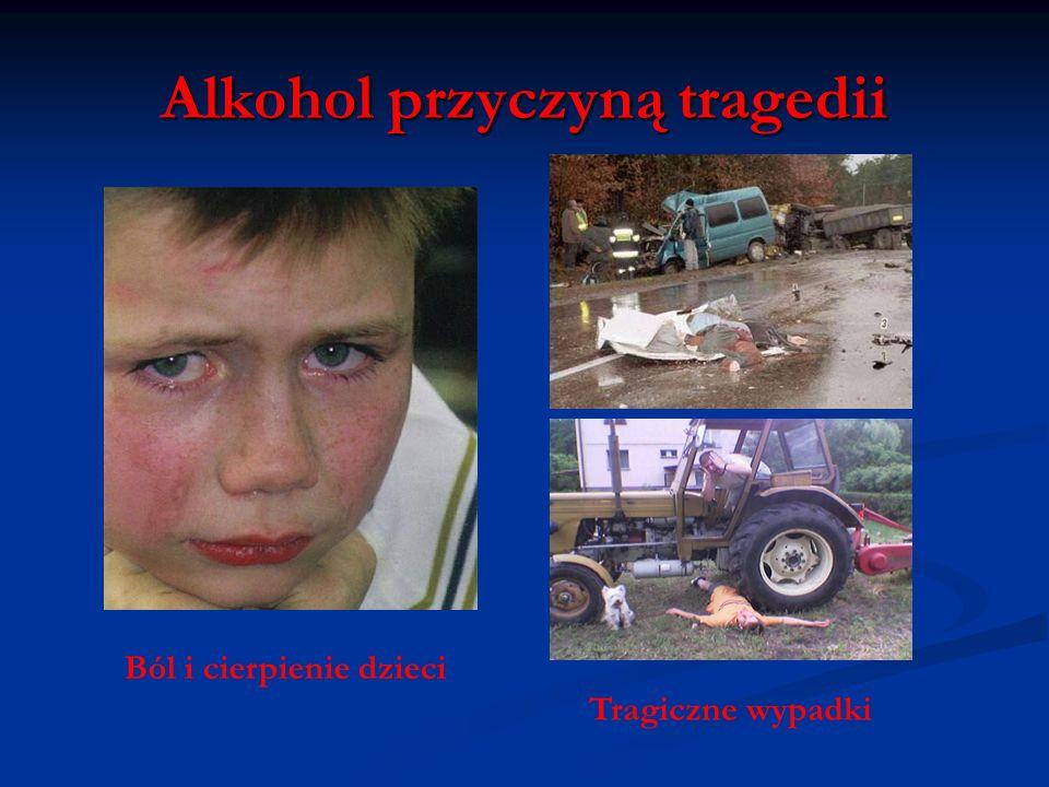 Oblicze alkoholizmu Tak może wyglądać Twój dzień, Twoje całe życie !