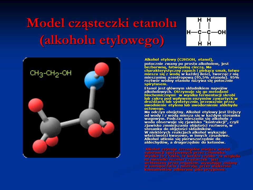 POZNAJMY BUDOWĘ I WŁAŚCIWOŚCI TEGO PODSTĘPNEGO ZWIĄZKU CHEMICZNEGO