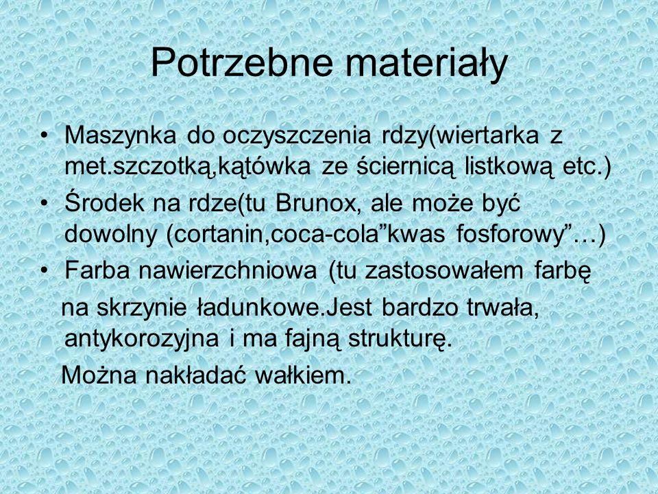 Przykładowe materiały