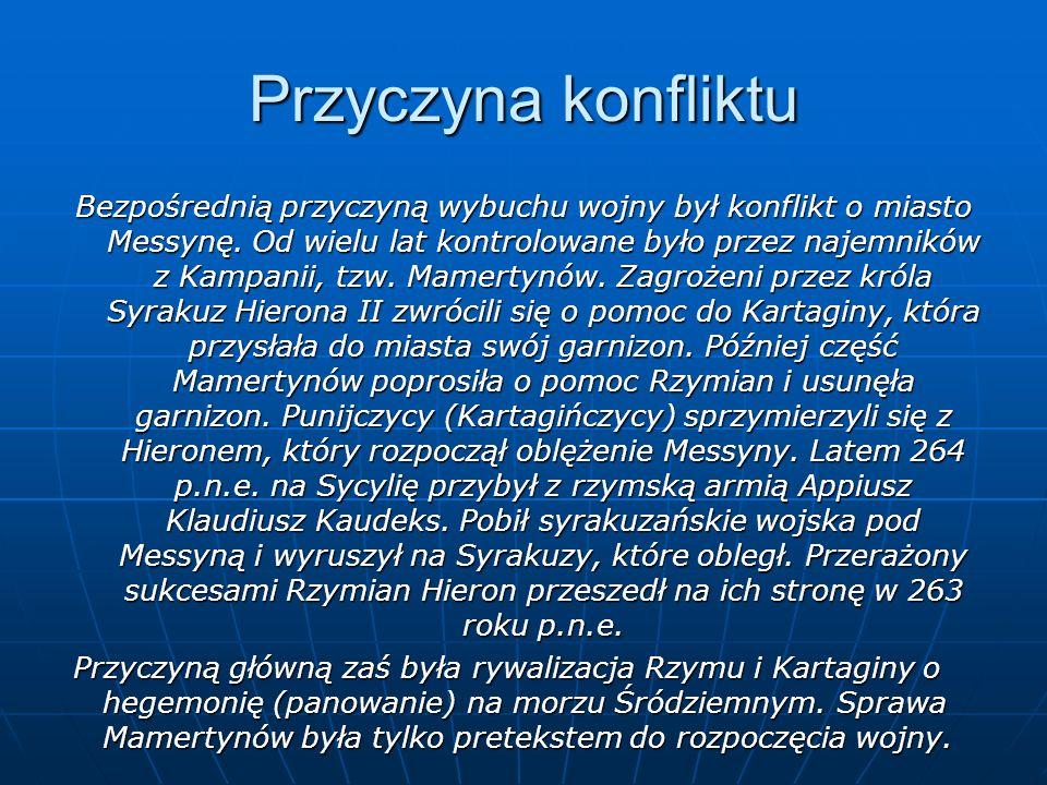 Starożytna Sycylia Na obrazku przedstawiona jest Sycylia w okresie starożytności. Na samym jej krańcu północno – wschodnim leży miasto Messyna, zaś w