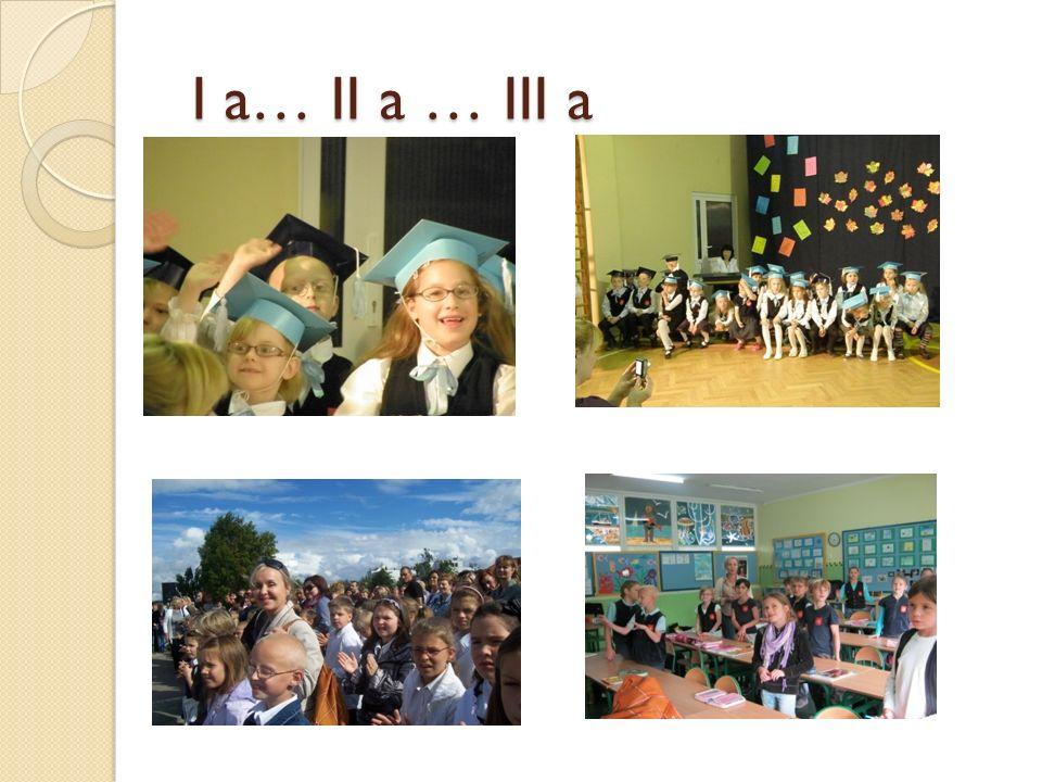 I a… II a … III a I a… II a … III a