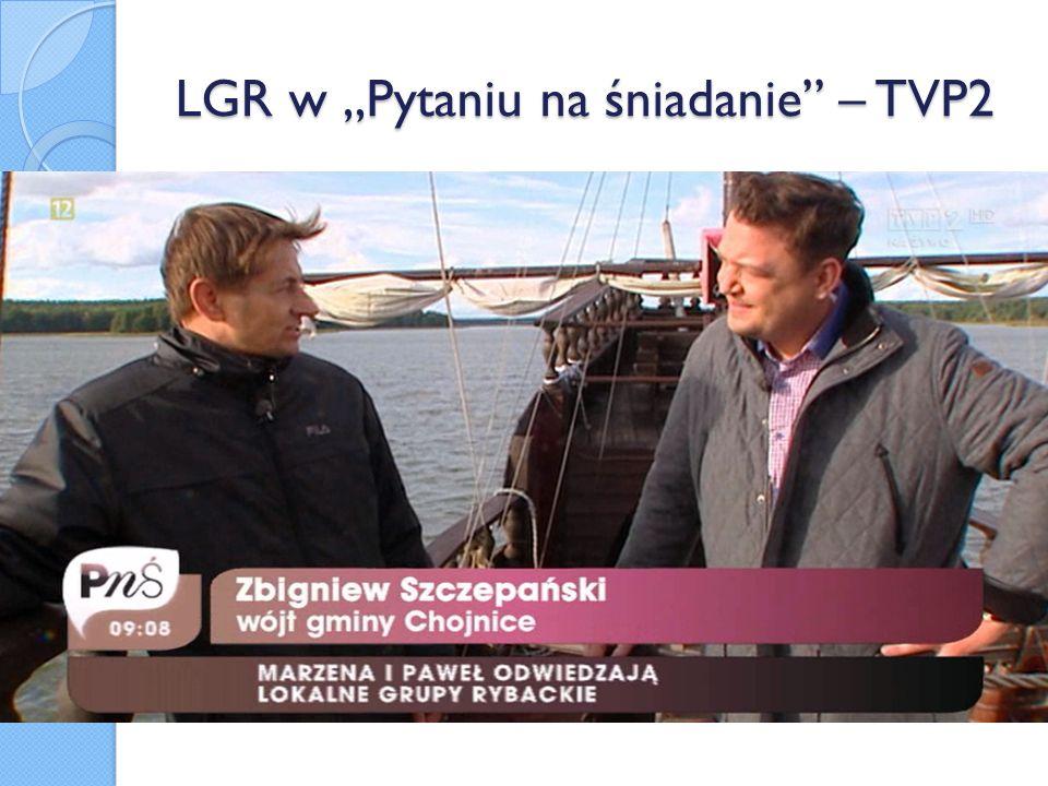 LGR w Pytaniu na śniadanie – TVP2