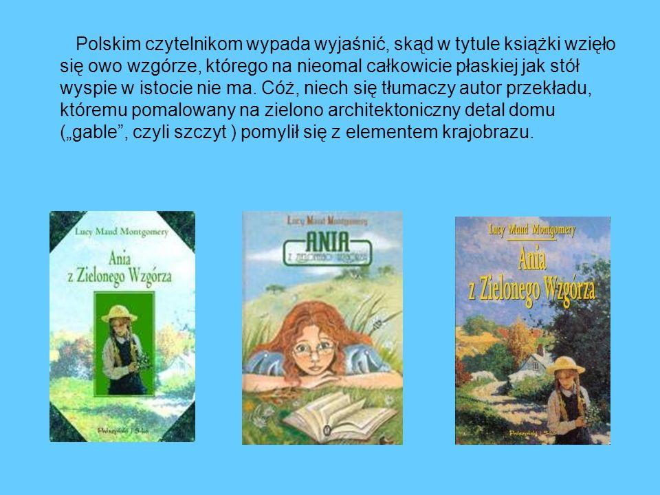 Polskim czytelnikom wypada wyjaśnić, skąd w tytule książki wzięło się owo wzgórze, którego na nieomal całkowicie płaskiej jak stół wyspie w istocie ni