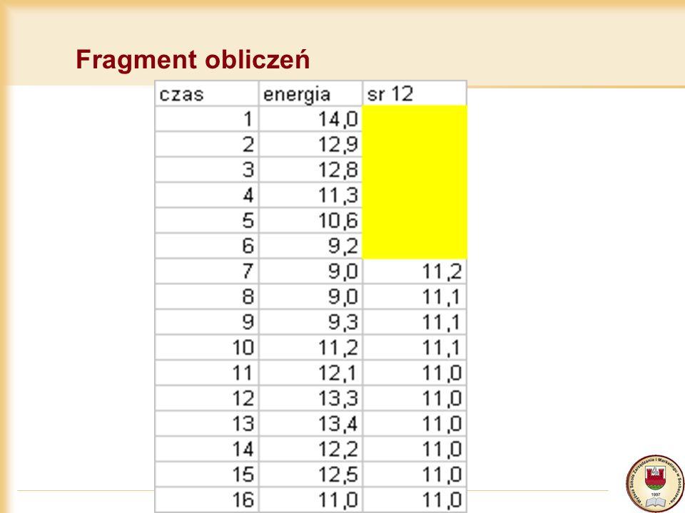23 Fragment obliczeń