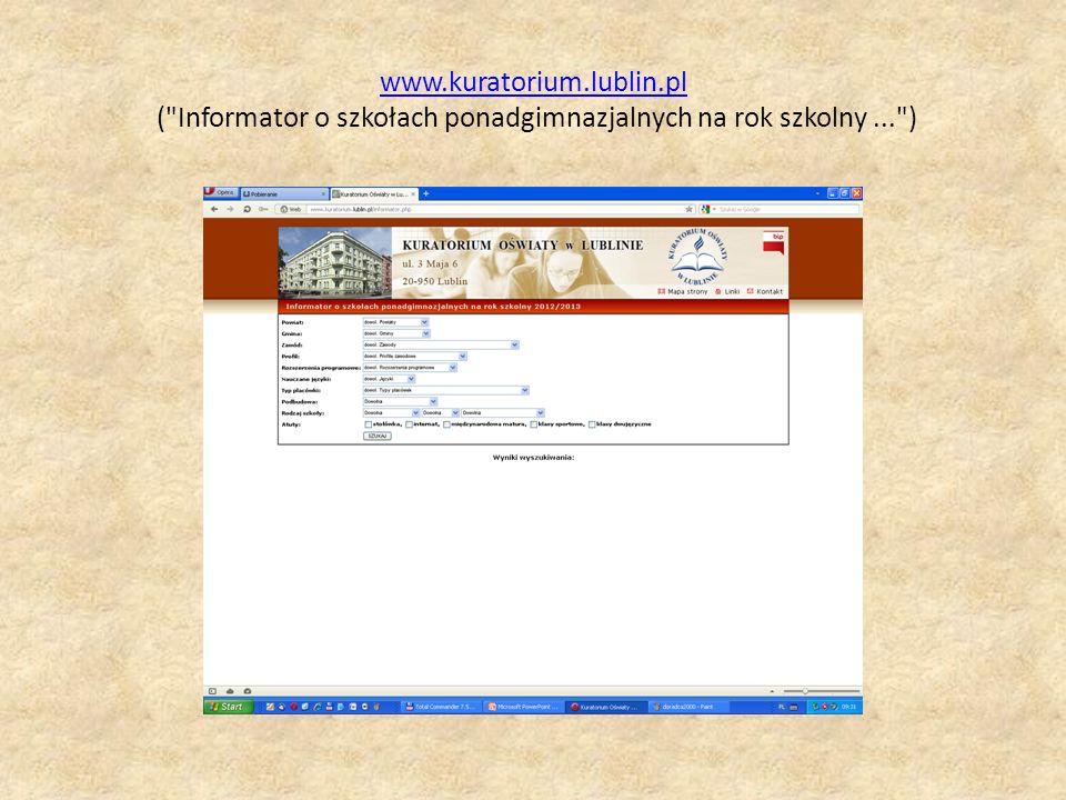 www.kuratorium.lublin.pl www.kuratorium.lublin.pl (