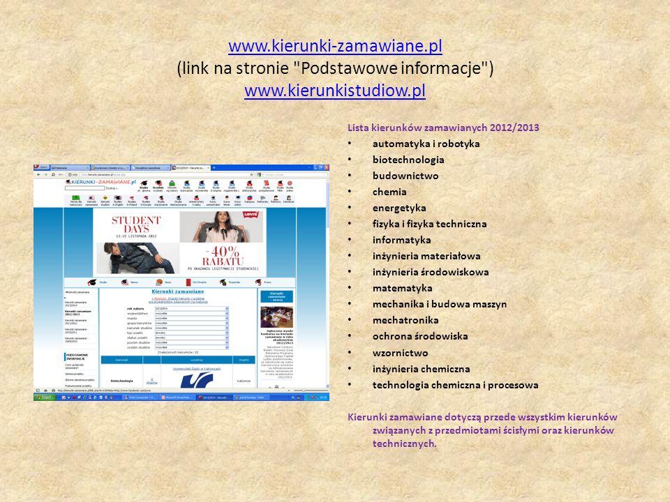 www.kierunki-zamawiane.pl www.kierunki-zamawiane.pl (link na stronie
