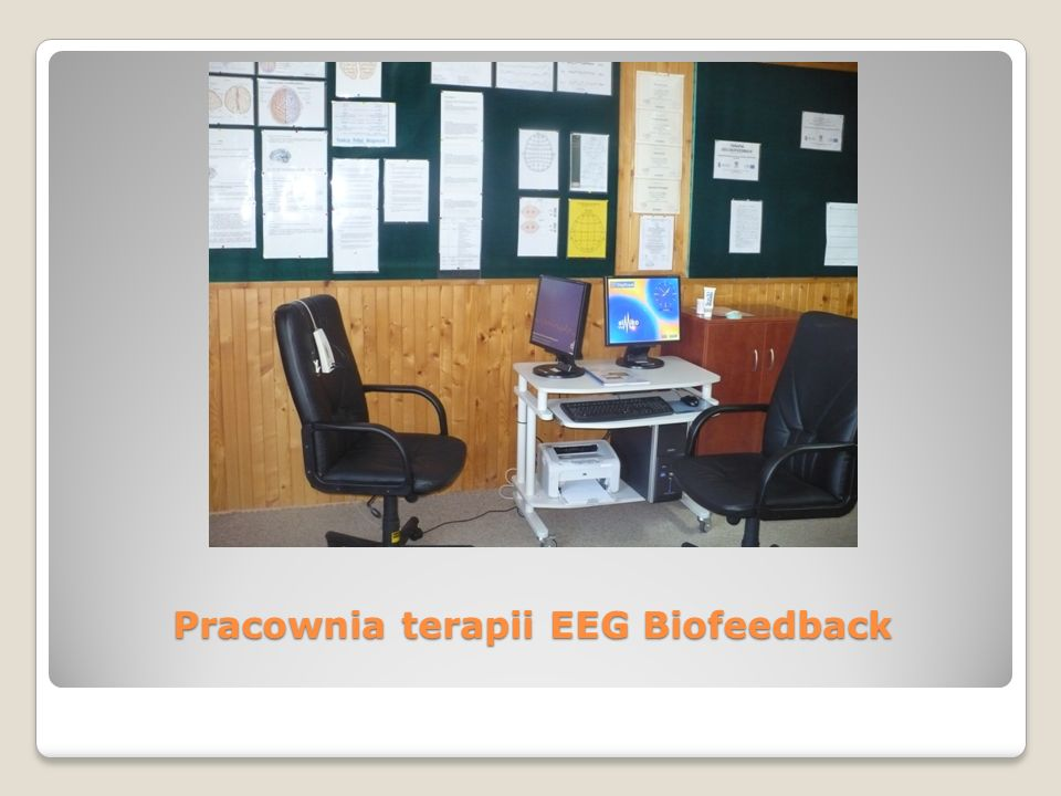 Pracownia terapii EEG Biofeedback