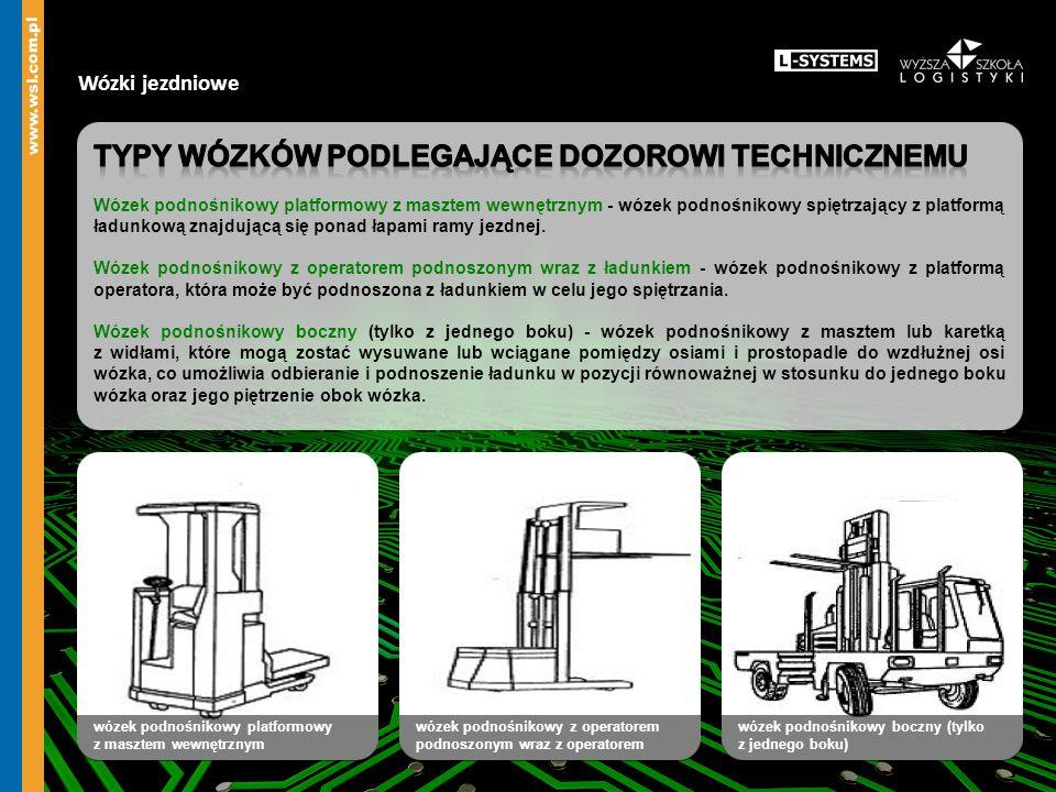wózek podnośnikowy platformowy z masztem wewnętrznym wózek podnośnikowy z operatorem podnoszonym wraz z operatorem wózek podnośnikowy boczny (tylko z