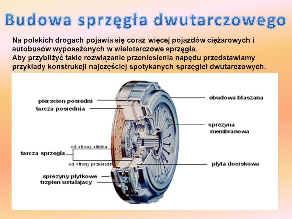 Na polskich drogach pojawia się coraz więcej pojazdów ciężarowych i autobusów wyposażonych w wielotarczowe sprzęgła. Aby przybliżyć takie rozwiązanie