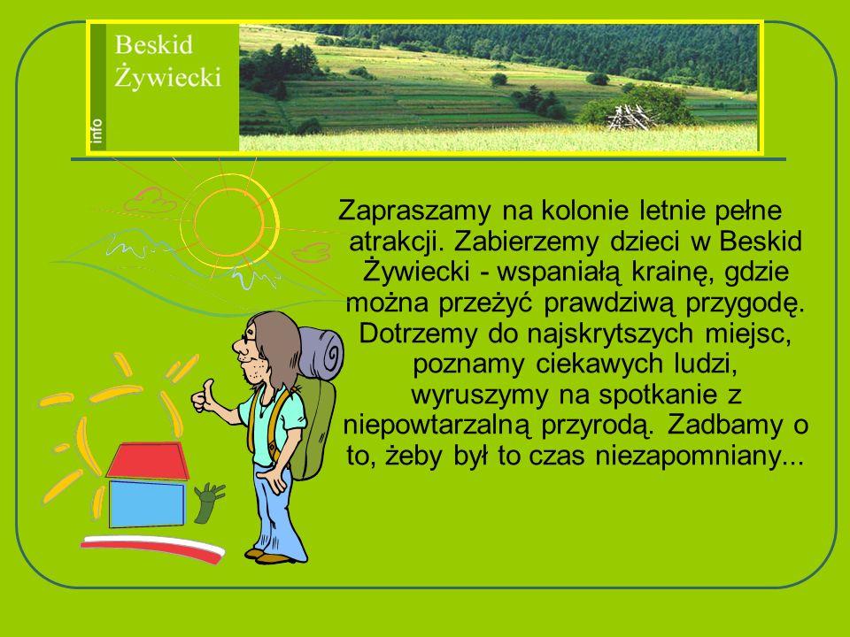 Beskid Żywiecki jest najwyższą po Tatrach grupą górską w polskich Karpatach.