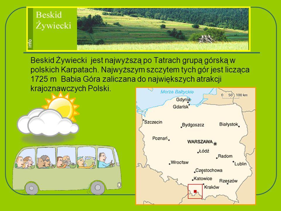 Ośrodek Wypoczynkowy U Małgosi Ośrodek położony wśród lasów i łąk, na stoku Łyski (640 m n.p.m.).