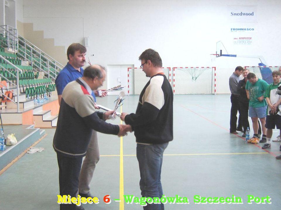 Miejsce 7- Administracja Szczecin Port