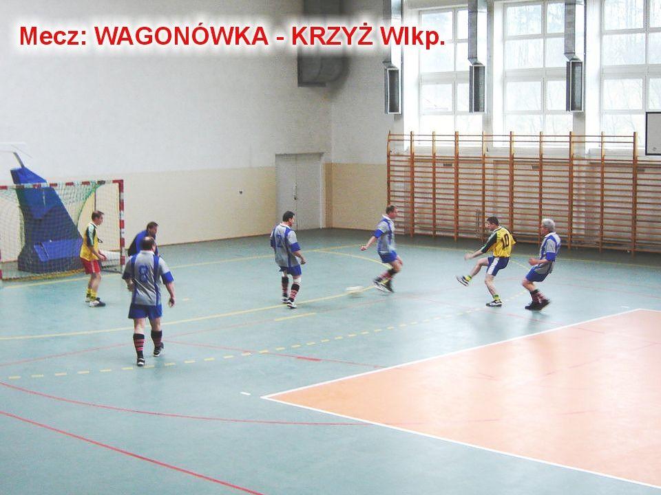 2 Turniej wygrała drużyna z Krzyża Wielkopolskiego kierowana przez Michała Grzewkę.