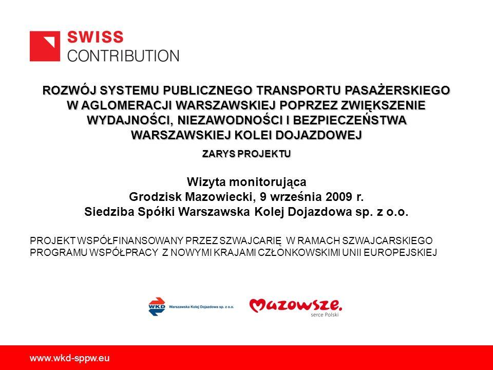 www.wkd-sppw.eu I.PODSTAWOWE INFORMACJE O WKD 1.