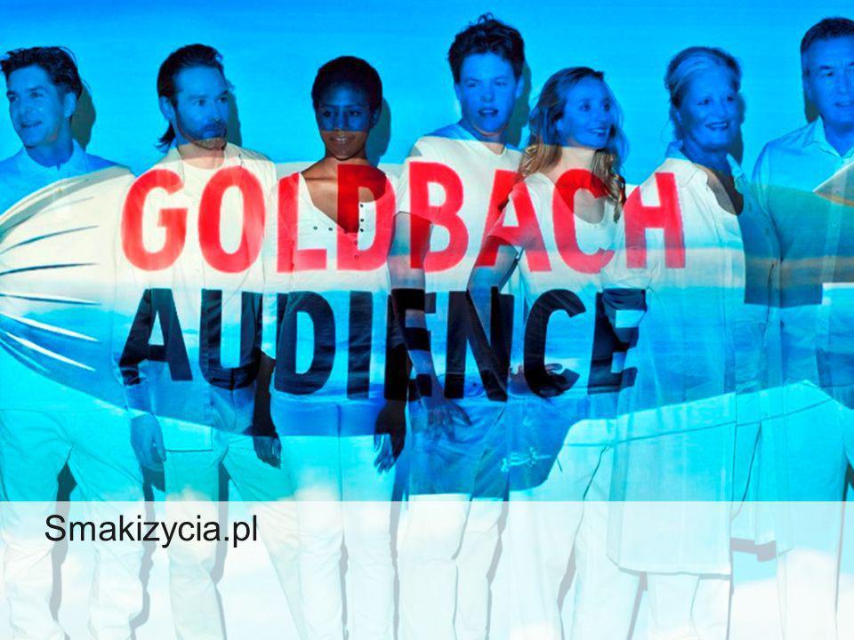 © 2012 Goldbach Audience12 /Wariant 1 (aktywność w ciągu miesiąca) Obecność na Stronie Głównej 2 tygodnie – Skyscraper (termin do ustalenia) Artykuły sponsorowane – 2 x 1 tydzień (termin do ustalenia) Belka reklamowa pod przepisami lub artykułami (1 miesiąc) /Wariant 2 (sponsoring sekcji – obecność 1-miesięczna) Logotyp Partnera w nagłówku sekcji (1 miesiąc) Navibox (obecność stała w sekcji– 1 miesiąc) Watermark w sekcji serwisu ( 1 mc) Oferta specjalna – opcja nr 2