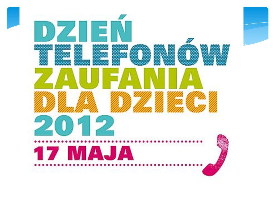 Co roku 17 maja obchodzony jest Dzień Telefonów Zaufania dla Dzieci.