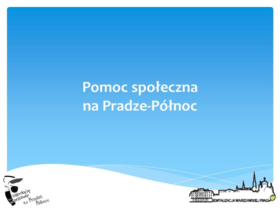 Pomoc społeczna na Pradze-Północ